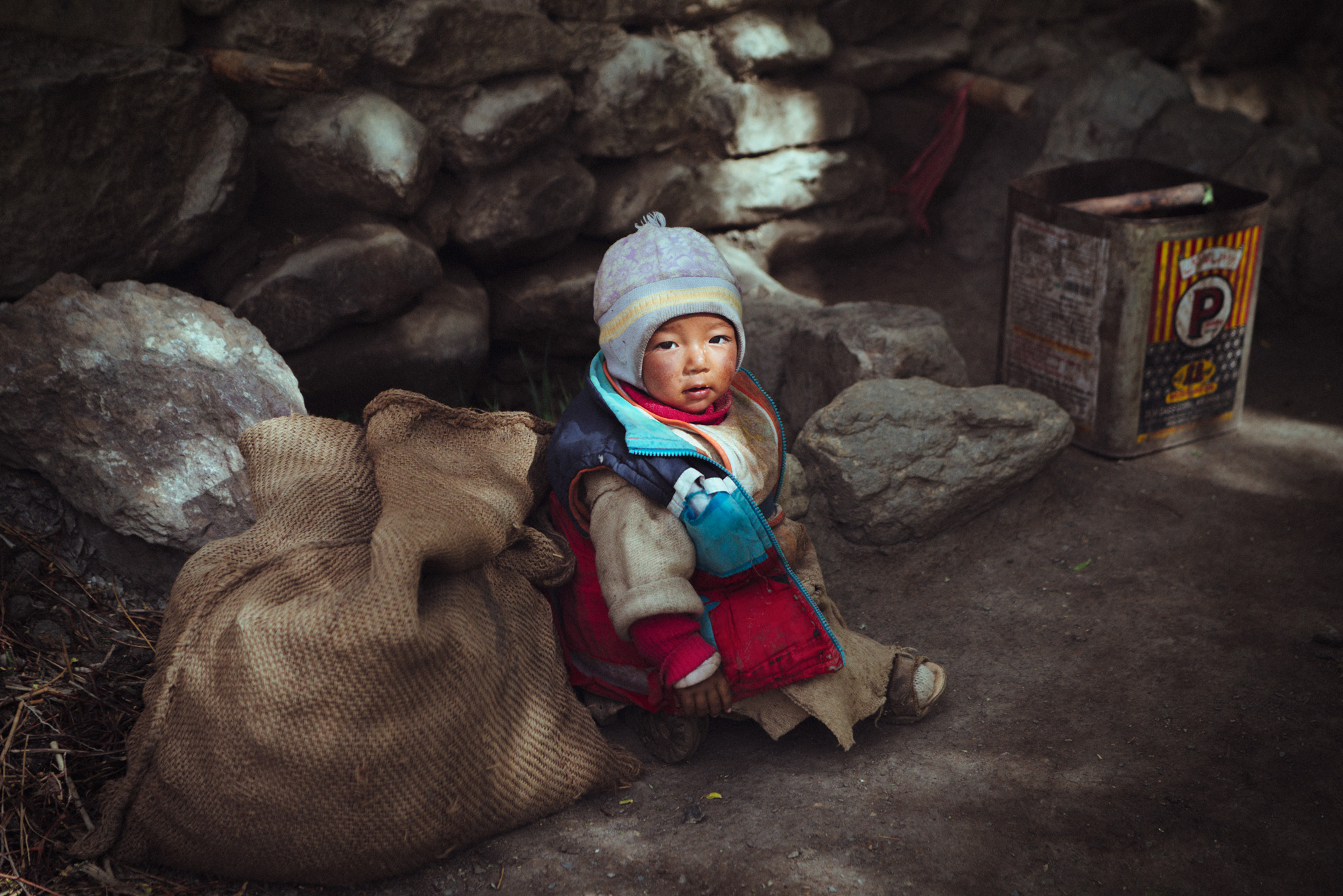 Between Friends Children of Zanskar